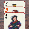 A fun flash version of Klondike solitaire